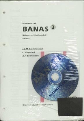 Afbeeldingen van Banas 3 Natuur-en Scheikunde 2 Docentenboek