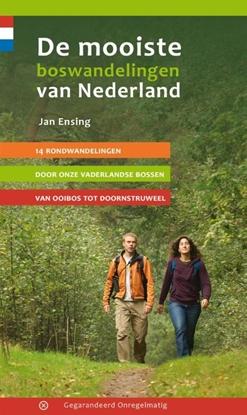 Afbeeldingen van De mooiste boswandelingen van Nederland