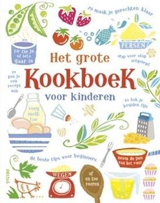 Afbeeldingen van Het grote kookboek voor kinderen