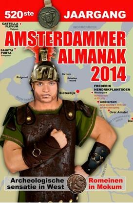 Afbeeldingen van Amsterdammer almanak 2014
