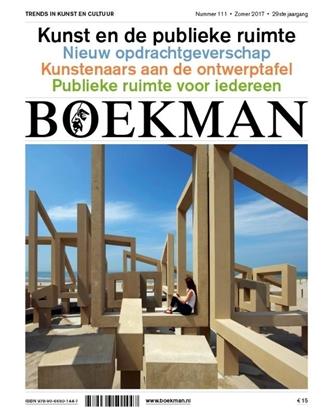 Afbeeldingen van Boekman Kunst en de publieke ruimte