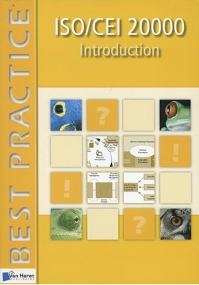 Afbeeldingen van Best practice ISO/CEI 20000