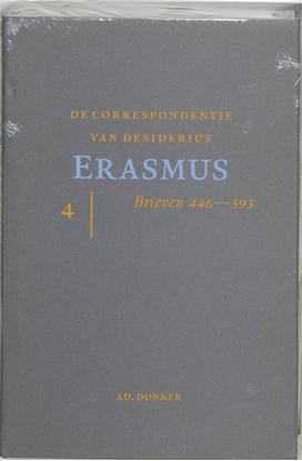 Afbeeldingen van De correspondentie van Desiderius Erasmus IV