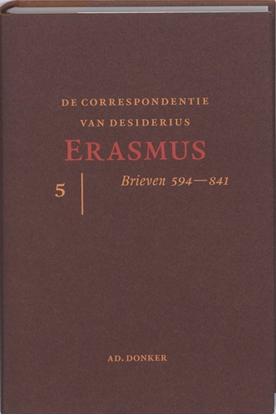 Afbeeldingen van De correspondentie van Desiderius Erasmus 5