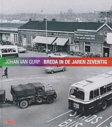 Afbeeldingen van Breda in de jaren zeventig