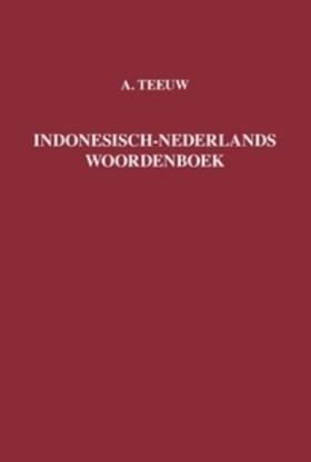 Afbeeldingen van Indonesisch-Nederlands woordenboek