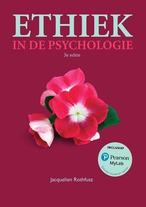 Afbeeldingen van Ethiek in de psychologie, 3e editie met MyLab NL toegangscode