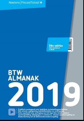 Afbeeldingen van Nextens BTW Almanak 2019