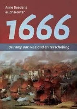 Afbeeldingen van 1666 - De ramp van Vlieland en Terschelling