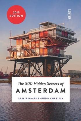 Afbeeldingen van The 500 hidden secrets of Amsterdam
