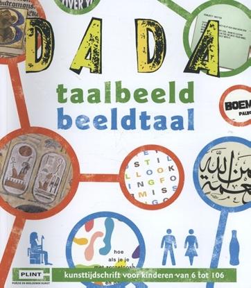 Afbeeldingen van Dada-reeks Dada Taalbeeld beeldtaal