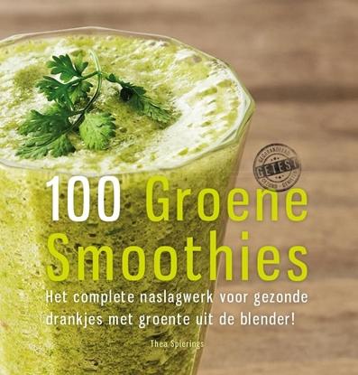 Afbeeldingen van 100 groene smoothies