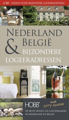Afbeeldingen van HOBB Gidsen voor bijzondere logeeradressen Nederland en België Bijzondere Logeeradressen