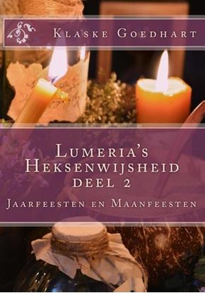 Afbeeldingen van Heksenwijsheid Lumeria's Heksenwijsheid 2 Jaarfeesten en maanfeesten