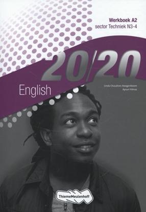Afbeeldingen van 20/20 English sector techniek n3-4 Werkboek A2