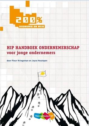 Afbeeldingen van 200 procent hip handboek ondernemerschap