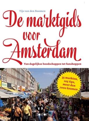 Afbeeldingen van De marktgids voor Amsterdam