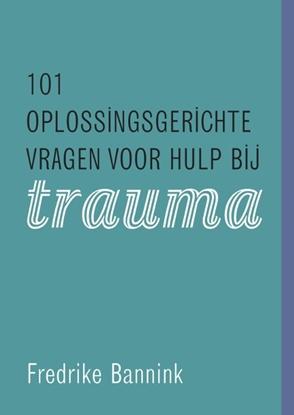 Afbeeldingen van 101 oplossingsgerichte vragen voor hulp bij trauma