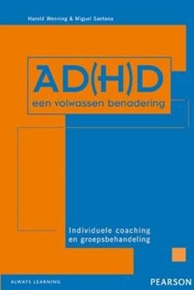 Afbeeldingen van AD(H)D, een volwassen benadering