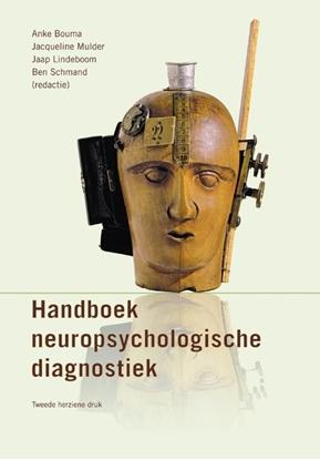 Afbeeldingen van Handboek neuropspychologische diagnostiek