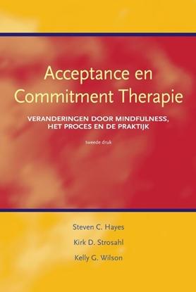 Afbeeldingen van Acceptance en commitment therapie