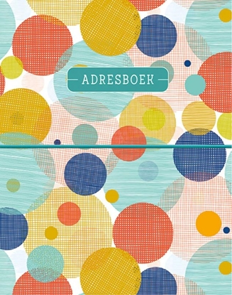 Afbeeldingen van Adresboek - Circles