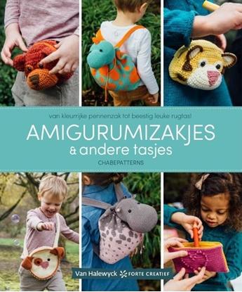 Afbeeldingen van Amigurumizakjes & andere tasjes