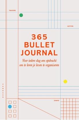 Afbeeldingen van 365 bullet journal
