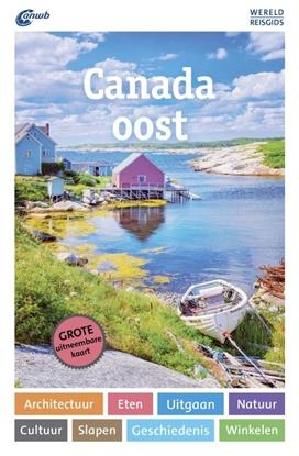 Afbeeldingen van ANWB wereldreisgids Canada Oost