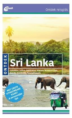 Afbeeldingen van ANWB Ontdek reisgids Sri Lanka