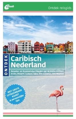 Afbeeldingen van ANWB Ontdek reisgids Caribisch Nederland