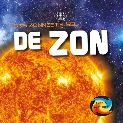 Afbeeldingen van Ons zonnestelsel De zon