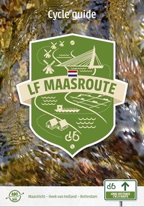 Afbeeldingen van Cycle guide LF Maasroute