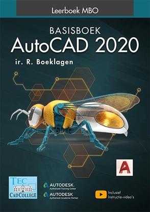 Afbeeldingen van AutoCAD 2020 Basisboek MBO Leerboek