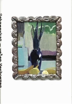 Afbeeldingen van ABN AMRO Kunstprijs Helen Verhoeven, Schamerkat