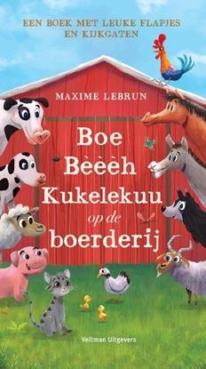 Afbeeldingen van Boe, Bèèèh, Kukelekuu op de boerderij