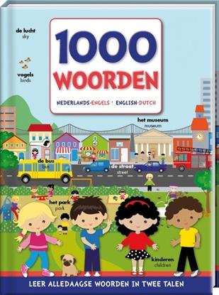 Afbeeldingen van 1000 Woorden Nederlands-Engels Engels-Nederlands