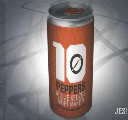Afbeeldingen van 10 peppers, als je keuzes moet maken