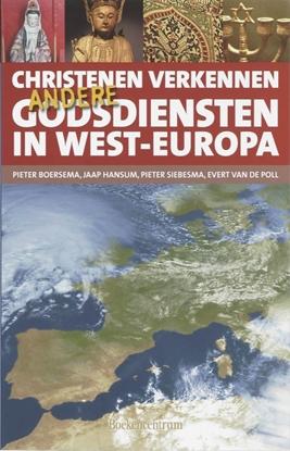 Afbeeldingen van Christenen verkennen andere godsdiensten in West-Europa