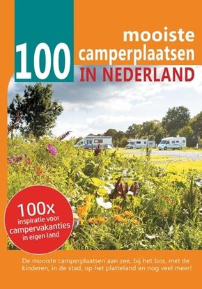 Afbeeldingen van 100 mooiste camperplaatsen in Nederland