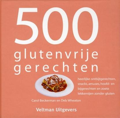 Afbeeldingen van 500 glutenvrije gerechten