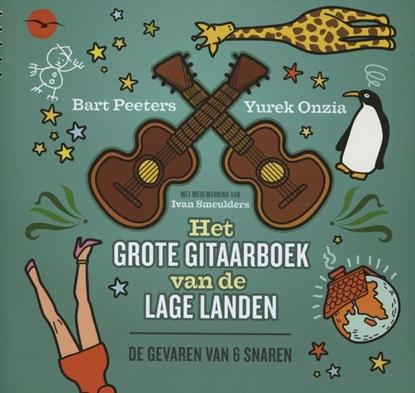 Afbeeldingen van Het grote gitaarboek van de lage landen