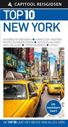 Afbeeldingen van Capitool Reisgidsen Top 10 New York