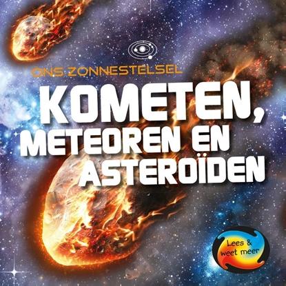 Afbeeldingen van Ons zonnestelsel Kometen, meteoren en asteroïden