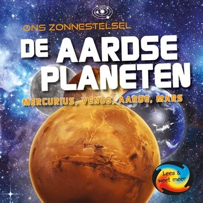 Afbeeldingen van Ons zonnestelsel De aardse planeten