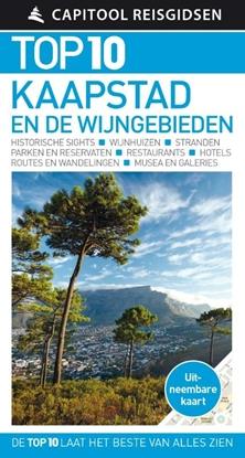 Afbeeldingen van Capitool Reisgidsen Top 10 Kaapstad en de wijngebieden