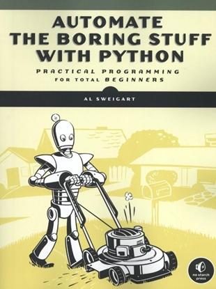 Afbeeldingen van Automate the Boring Stuff with Python