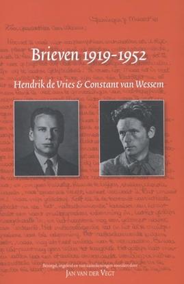 Afbeeldingen van Achter het Boek Brieven 1919-1952