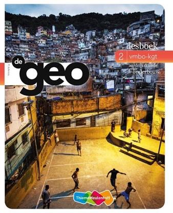 Afbeeldingen van De Geo 2 vmbo-kgt Lesboek