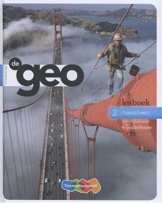 Afbeeldingen van De Geo 2 havo/vwo Lesboek